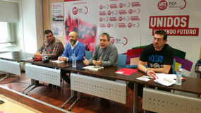 Asamblea del Sector de la Construcción, UGT-FICA Madrid