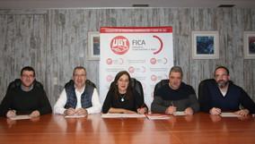Firmado el convenio colectivo de la industria textil, cuyo articulado es el mismo que el firmado en