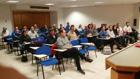 Asamblea del sector de Bienes de Equipo de UGT-FICA Madrid.