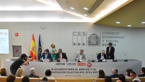 FIRMADO EL IV AENC PARA 2018-2020