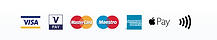 Moyens de paiement, carte bancaire, American Express, Visa, Mastercard
