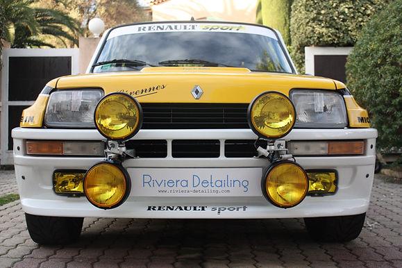 R5 Turbo 2 Rallye Cevennes