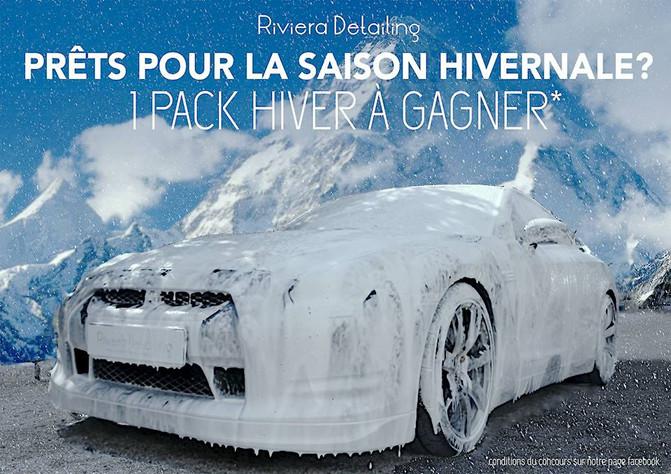 L'hiver arrive, préparez vous !