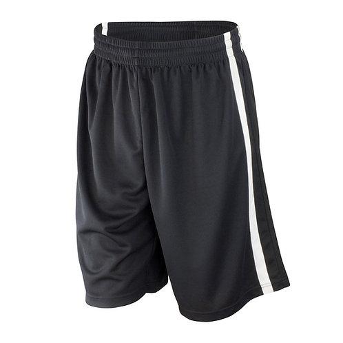 Unisex Quick Dry Basket Ball Shorts
