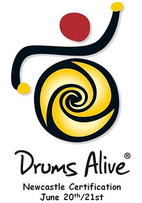 Drums Alive ® Certification Training Newcastle