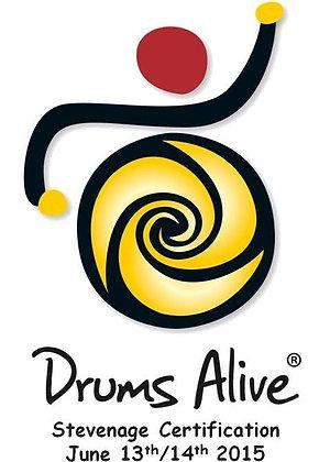 Drums Alive ® Certification Training Stevenage