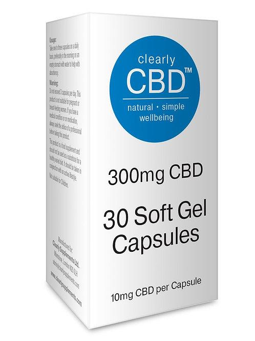 CBD Soft Gel Capsules