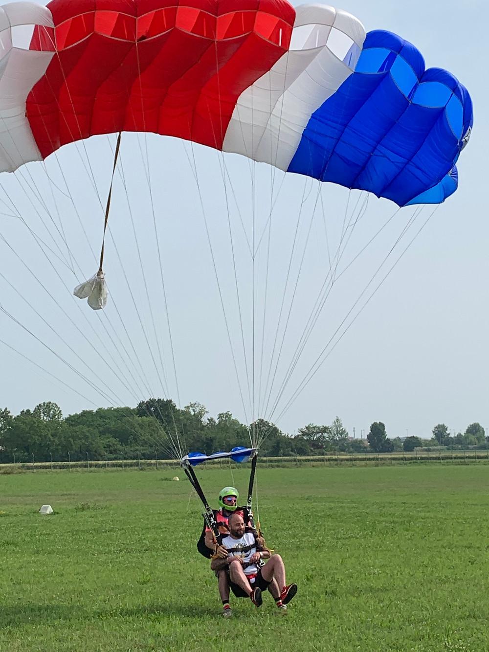 accademia di paracadutismo area delta 47