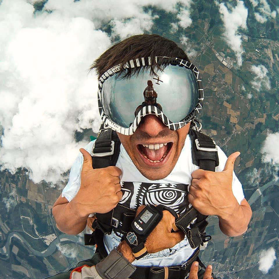 Lancio Paracadute Liguria