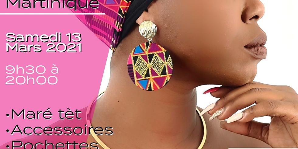 Boutique éphémère  Martinique