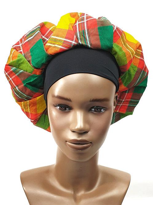 Bonnet de nuit   Modèle standard   Doublure Satin   SewingByGlo