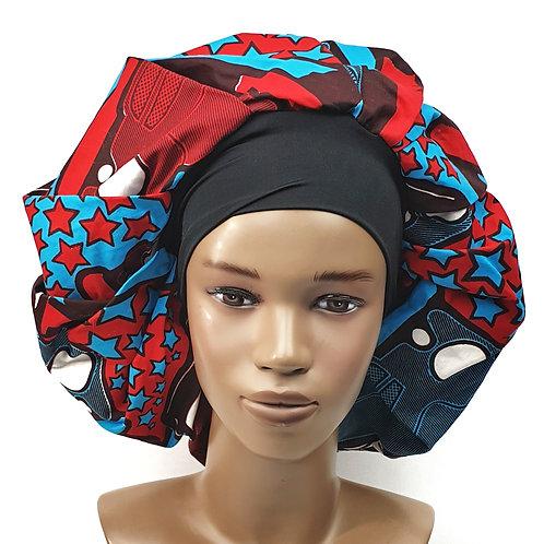 Bonnet de nuit   Grand Modèle   Doublure Satin   SewingByGlo