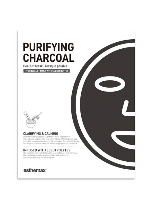 Purifying Active Charcoal
