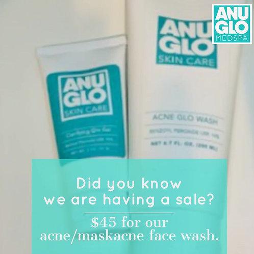 Acne/Maskacne Wash & Gel