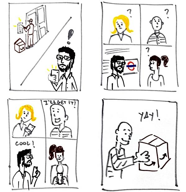Doorbell app sketch