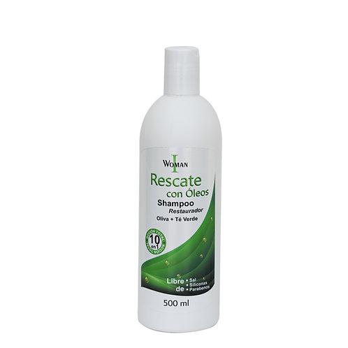 Shampoo Rescate 500 ml