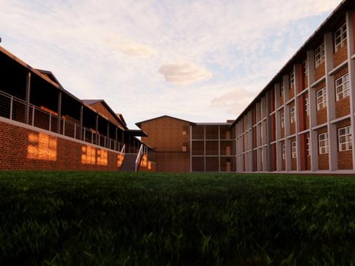 Scan to BIM Service | Johannesburg High School