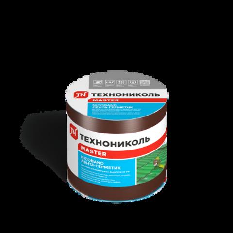 Самоклеящаяся битумная лента-герметик NICOBAND 3м х 10см