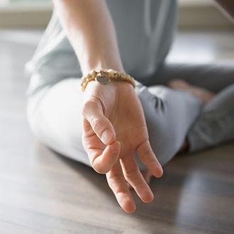 Mudra-meditatie