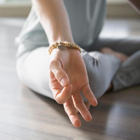 Über Stress und Yin Yoga