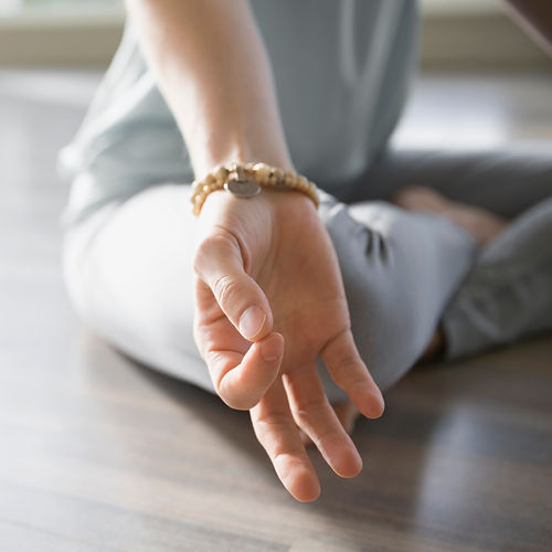 Mudra-Meditation