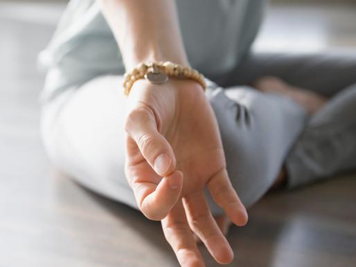 Mudra des doigts