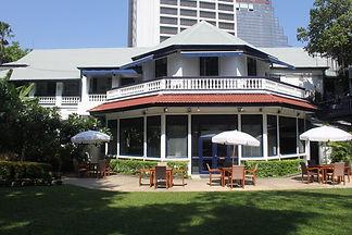 Freemasons in Bangkok meet at the British Club