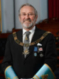 The Most Worshipful Grand Master