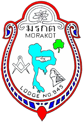 Morakot Lodge Thai Freemasons Seal