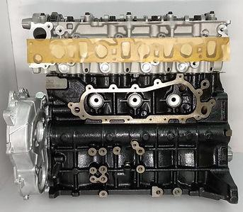 Toyota Hilux - moteurs reconditionnés