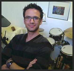 Dominic Goundar, drum lessons east london, drum tuition