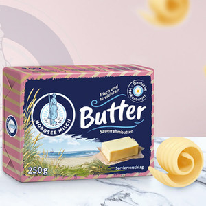 Nordseemilch Butter