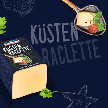 Gut von Holstein Küsten Raclette