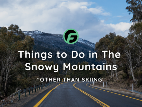Best Things to Do in The Snowy Mountains Other Than Skiing