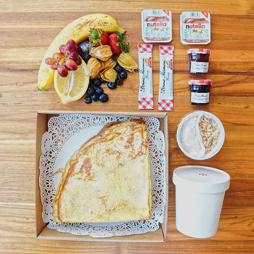 Crepe Grazing Kit