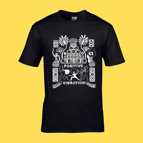 PV Sound System T-Shirt #1 | Black