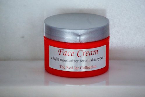 THE RED JAR FACE CREAM