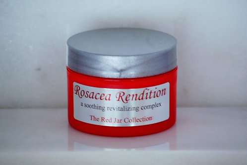THE RED JAR ROSACEA RENDITION