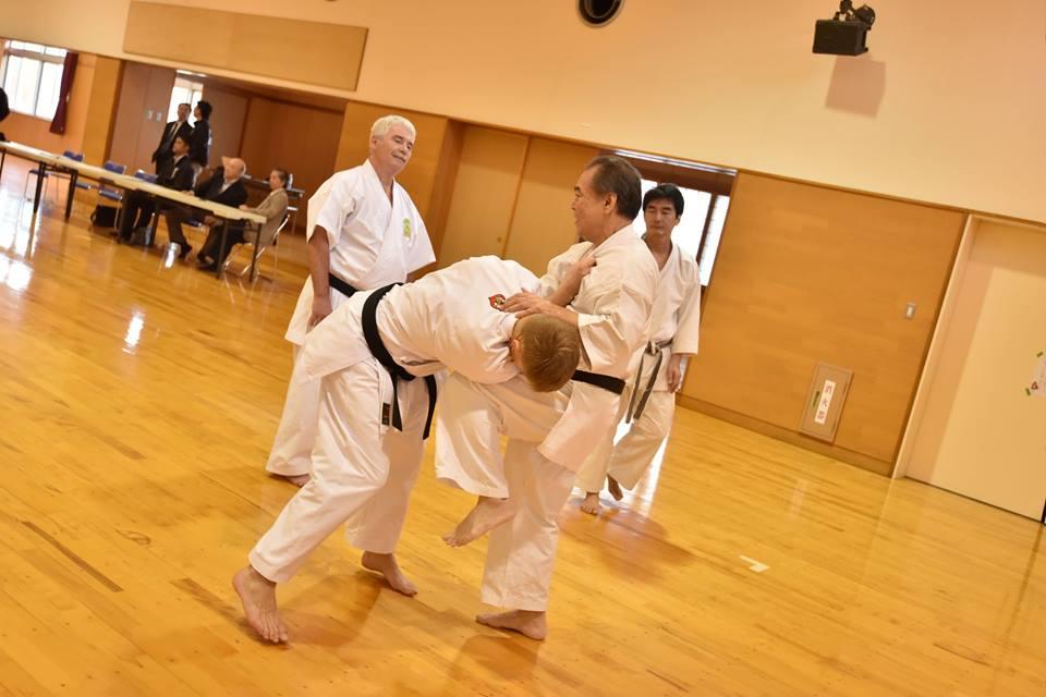 Seminar, Okinawa, 2015