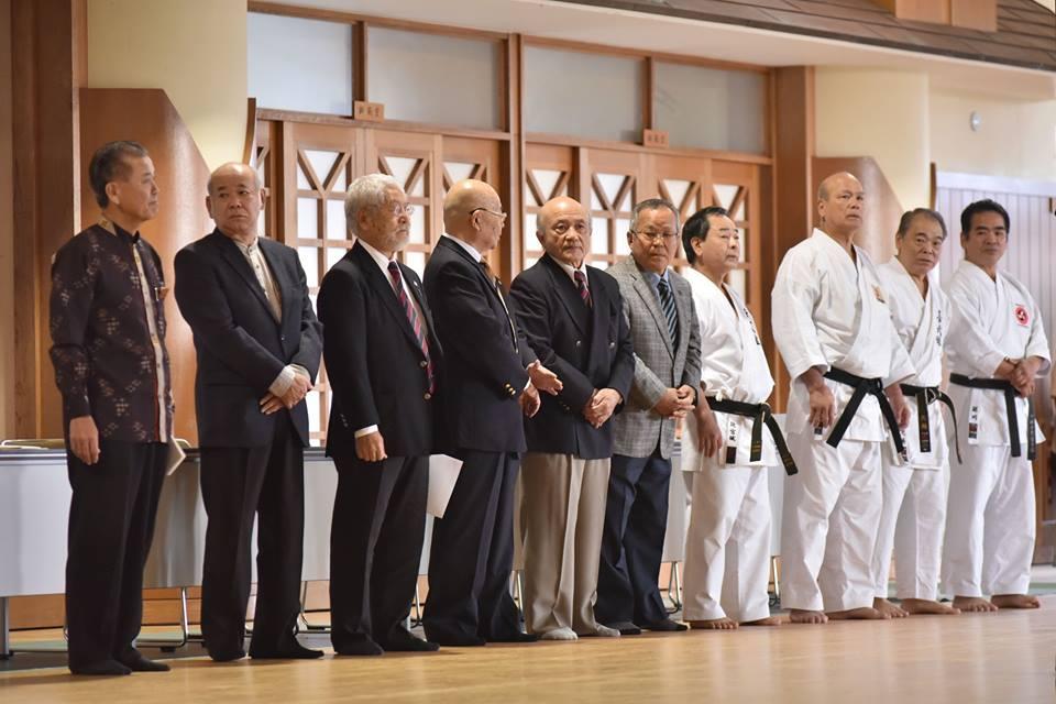 Masters, Seminar, Okinawa 2015