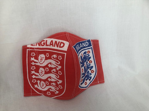 England Football Face Covering
