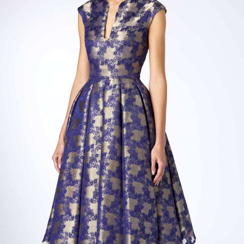 Caroline Beyll Dress Made by Creative Fashion Services