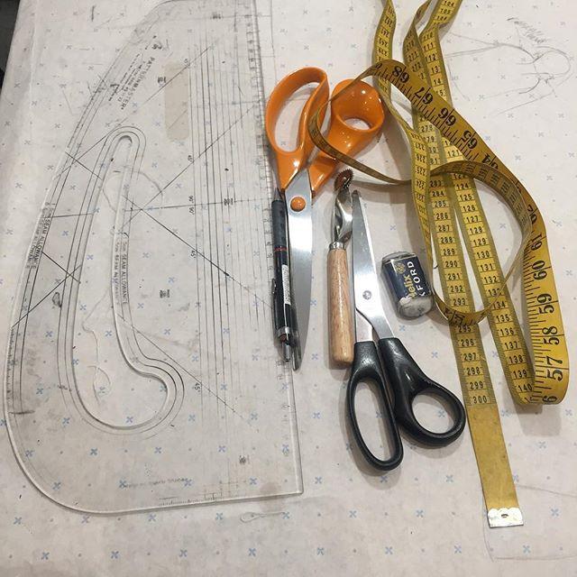 CFS essential pattern cutting supplies