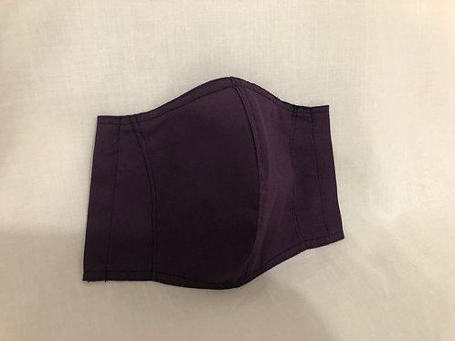 Royal Purple Cotton Mask
