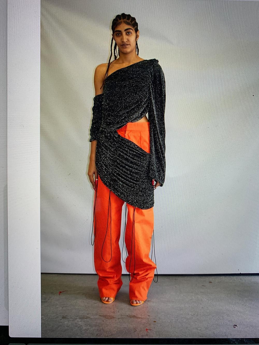 Designer Adrienne Uel