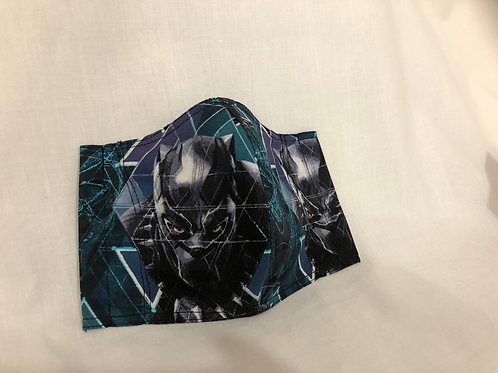 'The' Black Panther Face covering