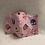 Thumbnail: Cute Owl Pink Cotton Mask
