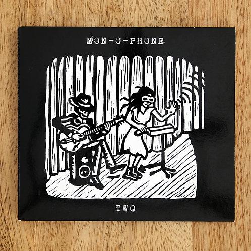 Two (EP) - CD