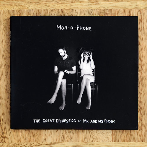 The Great Depression Of Mr And Ms Phono - CD