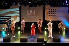 """Love Harmony's, Inc.First Live """"GLEETINGS"""""""